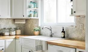 How To Install Butcher Block Countertops by Kitchen Redo Archives Shades Of Blue Interiors