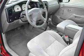 2003 Toyota Tacoma Interior Sell Used 2003 Toyota Tacoma Sr5 4x4 New Frame 2 7l Clean Carfax 5