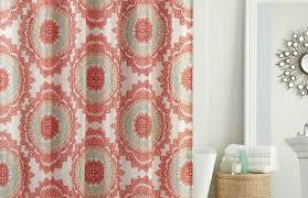 curtains stunning bathroom curtains turn any curtain or window