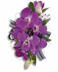 orchid boutonniere purple orchid boutonniere send flowers to calgary