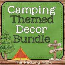 Camping Decorations 341 Best Class Camping Theme Images On Pinterest Camping