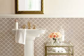 Glam Bathroom Ideas Vintage Glam Bathroom Shop By Room The Home Depot