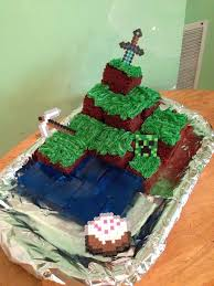 minecraft birthday cake ideas diy minecraft birthday cake