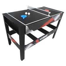 4 In 1 Game Table Table Hockey U0026 Foosball Flaghouse