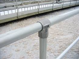 Handrail Requirements Osha Osha Compliant Guardrail U0026 Safety Railing Industrial Railing