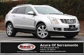 2015 srx cadillac used 2015 cadillac srx for sale pricing features edmunds