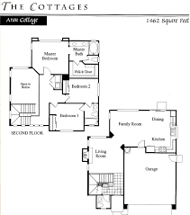the cottages floor plans livermore homes ca