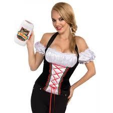 oktoberfest costumes girl corset top oktoberfest costumes
