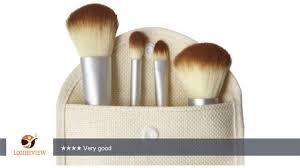 ecotools bamboo eqo friendly beauty makeup brush set 1213 travel