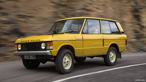 vintage range rover 1971 range rover classic front hd wallpaper 1 1920x1080