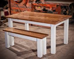 Harvest Kitchen Table by Solid Wood Farmhouse Table Farmhouse Dining Table