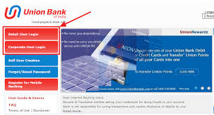Planters Online Banking by Union Bank Of India Internet Online Banking Sign In Login