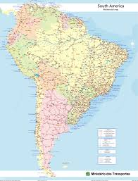 Latin America Map by South America Atlas South America Mapssouth America Country Maps