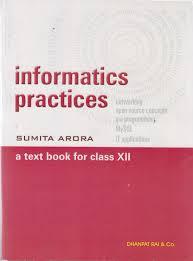buy pioneer question bank in informatics practices for class 12