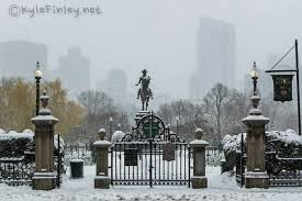 photos of historic boston statues covered in snow kylefinley net