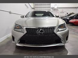 lexus new car inventory florida 2016 lexus rc 350 f sport