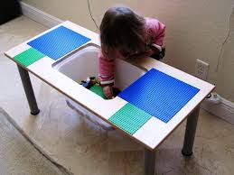 Ikea Play Table by Ikea Lego Table Diy Home U0026 Decor Ikea Best Lego Table Ikea