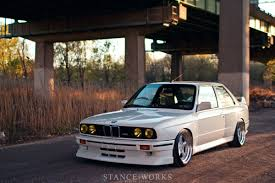 stance bmw m3 in our eyes george u0027s car fits the m3 bill perfectly as one of