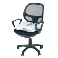 coussin pour fauteuil de bureau coussin chaise bureau velove me