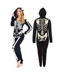 Glow In The Dark Skeleton Costume Glow In The Dark Skeleton Onesie Pajamas On The Hunt