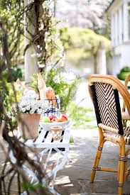Ballard Designs Patio Furniture Inspired Outdoor Entertaining From Domino How To Decorate