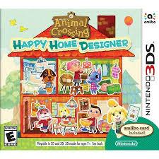 Animal Crossing Happy Home Designer Nintendo DS Walmartcom - Home designing games