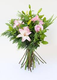 Bouquet Of Lilies All Types Of Lilies Flowers Bouquet For Sale Delivered By Sa Florist
