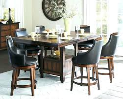 bar height dining room table sets high dining room tables epicsafuelservices com