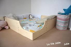 chambre bébé montessori enfant montessori