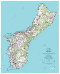 Elevation Map Usa by The Little Island Of Guam15 Months Of Fun Guam Pinterest Battle