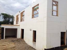 Icf Cabin Charis Homes Builds First Ohio Zero Energy Ready Home With Buildblock