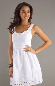 graduation white dresses the look of white graduation dresses liviroom decors
