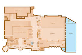 Floor Plan by Conference And Meeting Facilities Floor Plans Ocean City