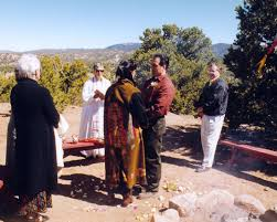 american wedding traditions spiritual weddings santa fe nm non denominational