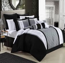 Grey Comforters Queen Comforter Black And Gray Comforters Queen Black And Grey Black