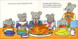 what is thanksgiving lifft the flap story harriet ziefert