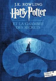 harry potter et la chambre des secrets livre audio harry potter et la chambre des secrets folio junior livres pour