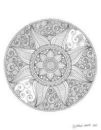 mandala designs zombiecatlady mandalas kim hauselberger