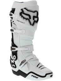 motocross boots canada fox white 2017 instinct mx boot fox freestylextreme america