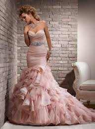 pink wedding dress blush pink wedding dress naf dresses
