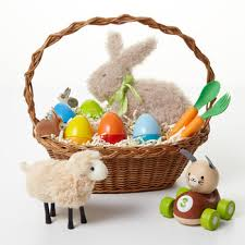 easter presents for toddlers easter baskets martha stewart