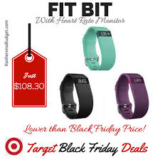best black friday deals for fitbit best black friday deal on fitbit with heart rate monitor as low