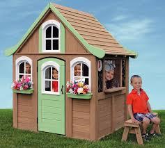 big backyard forestview cedar playhouse toys