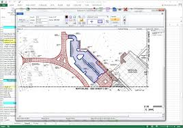 Concrete Takeoff Spreadsheet Quantity Takeoff Software Bidscreen Xl Vertigraph Inc