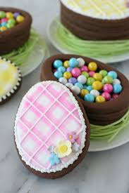 easter egg cookie boxes glorious treats