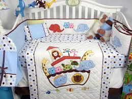 Nursery In A Bag Crib Bedding Set by Amazon Com Soho Ark In Genesis Baby Crib Nursery Bedding Set 13