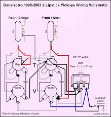 danelectro guitar wiring diagram tciaffairs