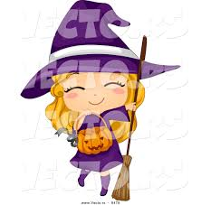 outdoor halloween witches pretty cartoon witches galleryhip com