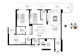 dlf the crest gurgaon floor plans