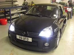 renault clio v6 modified rs fabrications performance engineering u0026 fabrication